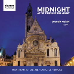 Midnight at St. Etienne du Mont