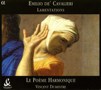 Cavalieri: Lamentations of the Prophet Jeremiah