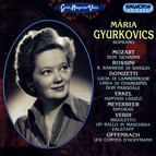 Great Hungarian Voices: Mária Gyurkovics