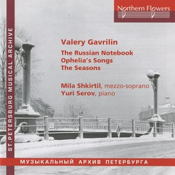 Gavrilin: Vocal Works