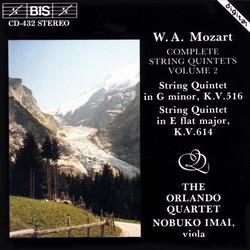 Mozart - Complete String Quintets, Vol.2
