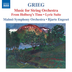 Grieg: Music for String Orchestra