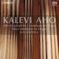 Aho - Symphony for Organ