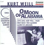 Weill, K.: Songs (Lenya, Weill) (1928-1944)
