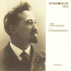 Florencio Constantino, Vol. 1 (1905-1910)