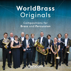 Originals: Compositions for Brass & Percussion