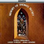 Memory Of Thomas Becket