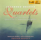 Brahms: Quartets for 4 Voices and Piano