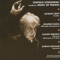 Stokowski Conducts Music of France
