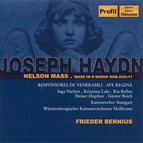 Haydn: Nelson Mass / Responsoria De Venerabili / Ave Regina