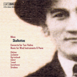 Skalkottas - Chamber Concertos