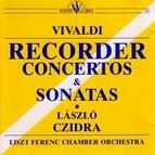 Vivaldi: Recorder Concertos & Sonatas