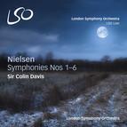 Nielsen: Symphonies Nos 1-6