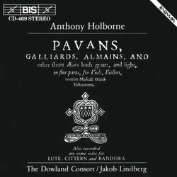 Holborne - Consort Music