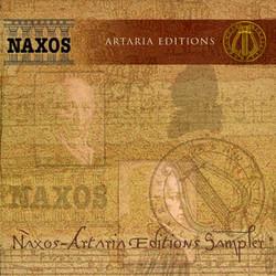 Naxos-Artaria Editions Sampler