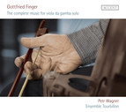 Finger: The complete music for viola da gamba solo