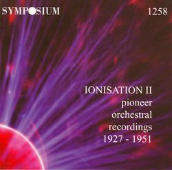Ionisation, Vol. 2 (1929-1950)