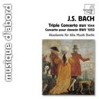 J.S. Bach: Triple Concerto, BWV 1044