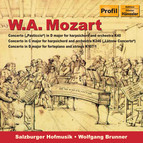 Mozart: Piano Concerto Nos. 3 and 8 / Piano Concerto in D Major