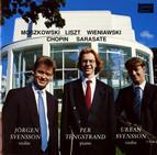 Moszkowski - Liszt - Wieniawski - Chopin - Sarasate
