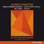 Schnittke: Quatuor et Quintette avec piano - Trio à cordes
