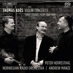 Adès - Violin Concerto