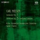 Nielsen – Symphonies Nos 1 & 3