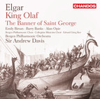 Elgar: Scenes from the Saga of King Olaf & The Banner of St. George