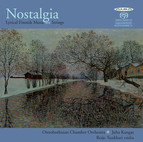 Nostalgia: Lyrical Finnish Music for Strings