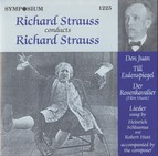 Richard Strauss Conducts Richard Strauss (1917-1926)