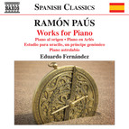 Paús: Works for Piano