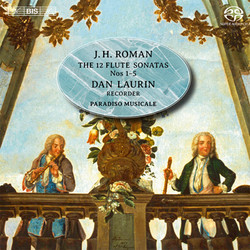Roman - Recorder Sonatas Volume 1