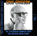Swedish Contemporary Vocal Music, Vol. 1