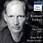 Wolf: Morike Lieder (Selections)