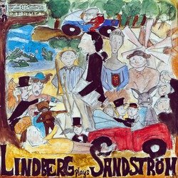 Lindberg plays Sandström