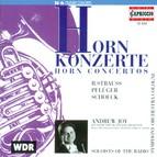 Strauss, R.: Horn Concertos Nos. 1 and 2 / Schoeck, O.: Horn Concerto, Op. 65 / Pfluger, H.-G.: Horn Concerto