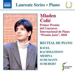Piano Recital: Mladen Čolić
