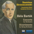 Bartok, B.: Divertimento / Concerto for Orchestra