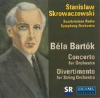 Bartok, B.: Divertimento / Concerto for Orchestra