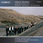 Saeverud - Symphonies Nos.2 & 4