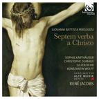 Pergolesi: Septem verba a Christo