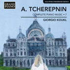 Tcherepnin: Complete Piano Music, Vol. 7