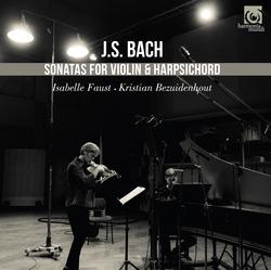 J.S. Bach: Sonatas for Violin and Harpsichord