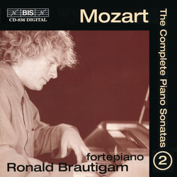 Mozart - Complete Solo Piano Music, Vol.2