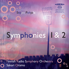 Pohjola: Symphonies 1 & 2