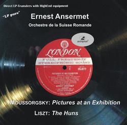 Mussorgsky: Pictures at an Exhibition - Liszt: Hunnenschlacht, S. 105