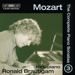 Mozart - Complete Solo Piano Music, Vol.3