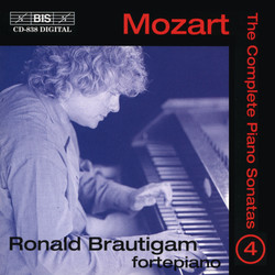 Mozart - Complete Solo Piano Music, Vol.4