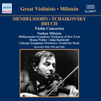 Mendelssohn / Tchaikovsky / Bruch: Violin Concertos (Milstein) (1940-1945)