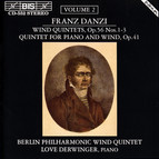 Danzi - Wind Quintets, Vol.2